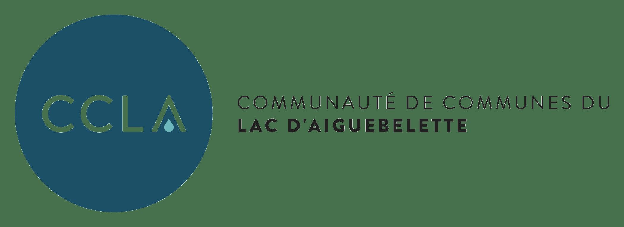 Logo Communauté de Communes du Lac d'Aiguebelette