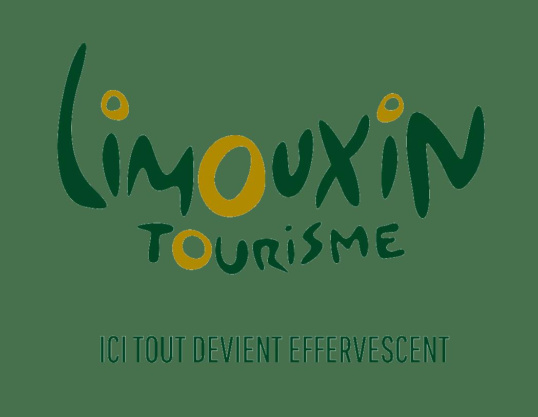 Logo Limouxin Tourisme - Ici tout devient effervescent