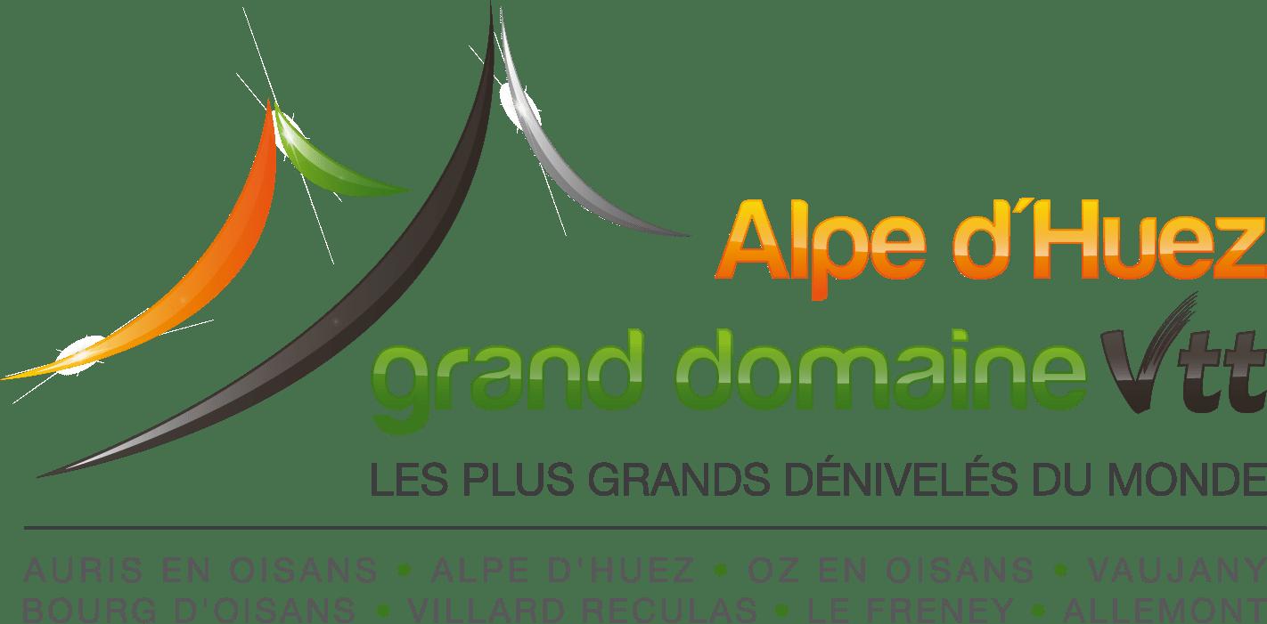 Logo Alpe d'Huez Grand Domaine