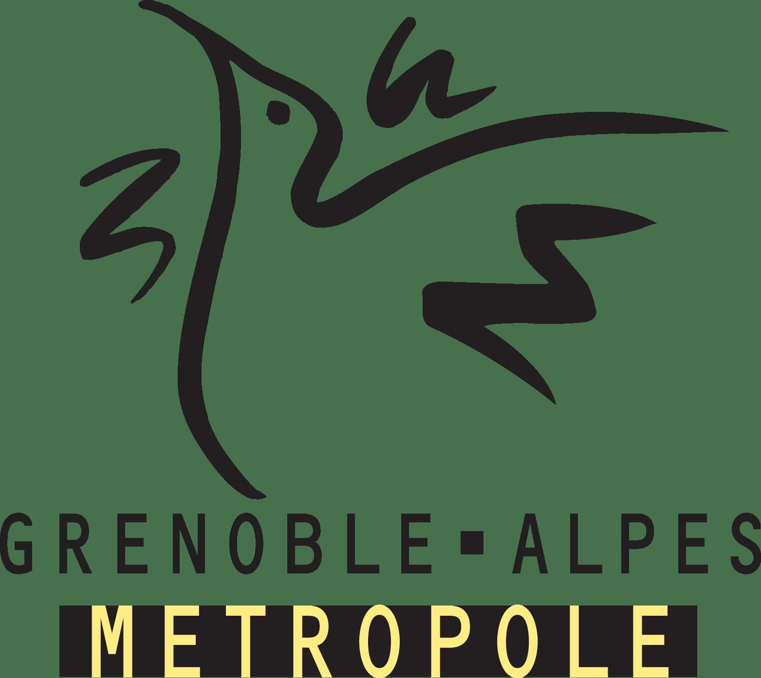 Logo Grenoble Alpes Métropôle