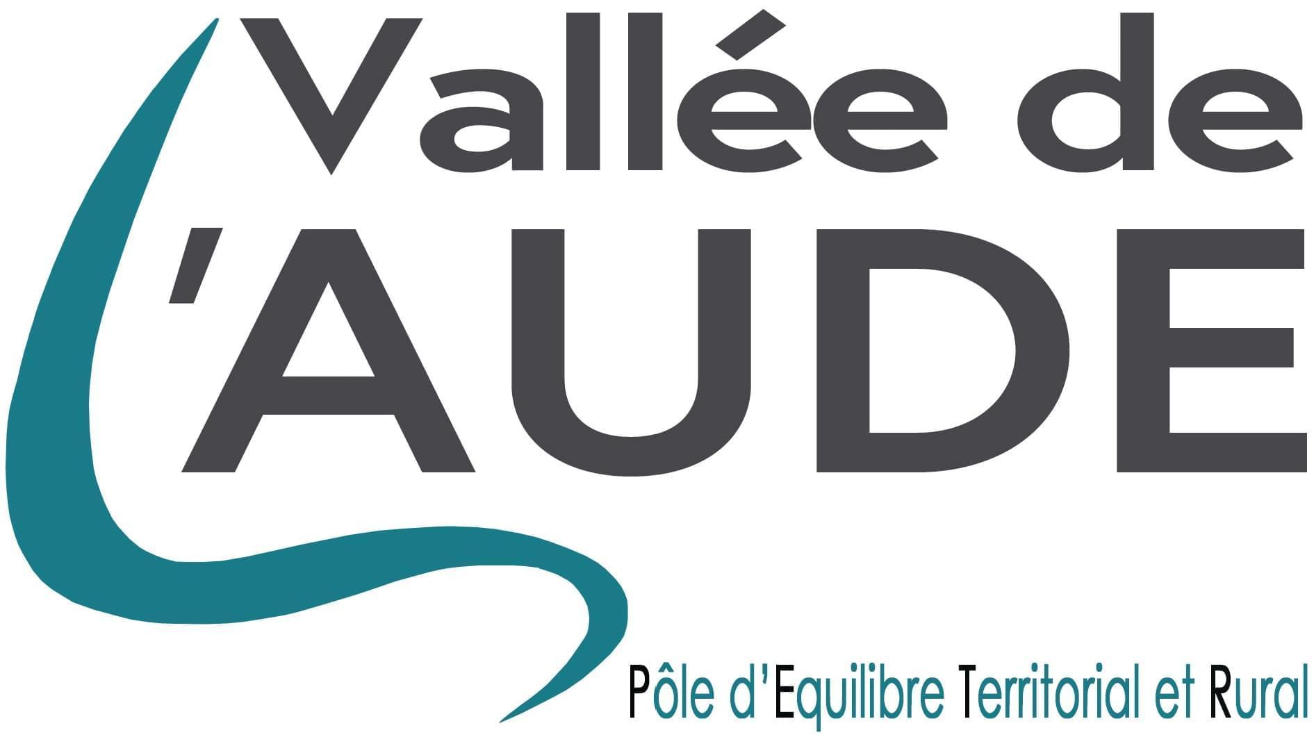 Logo Vallée de lAude Pôle dEquilibre Territorial et Rural