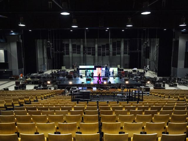 auditorium parc des expositions
