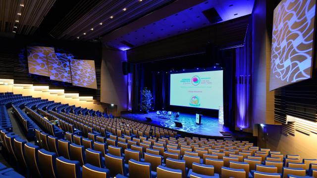 auditorium centre de congrès