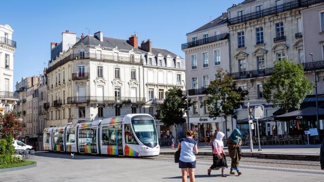 tramway éco mobilité
