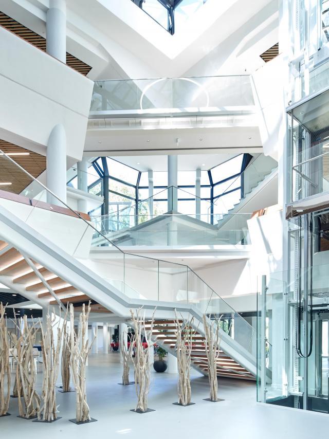 Hall Centre de Congrès Design