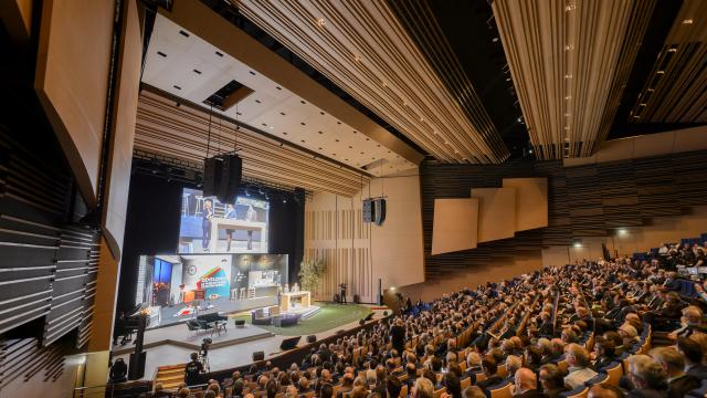 évenement grand auditorium