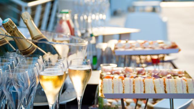 soirée cocktail entreprise