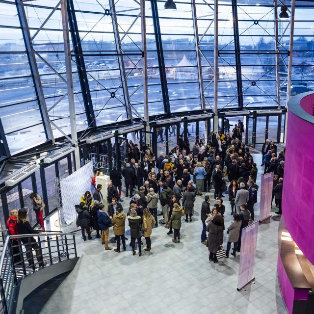 hall parc des expositions