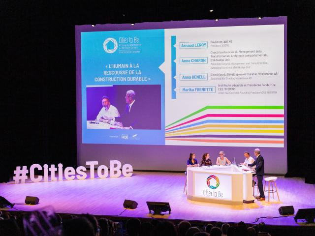 cities to be auditorium événement centre de congrès