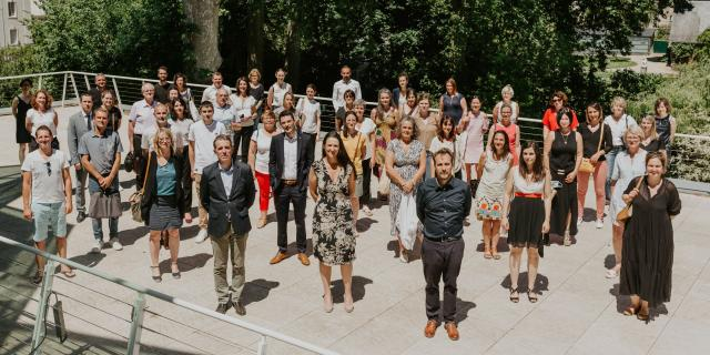 Rencontre du club Tourisme Affaires et événementiel de Destination Angers sur la Terrasse Eden