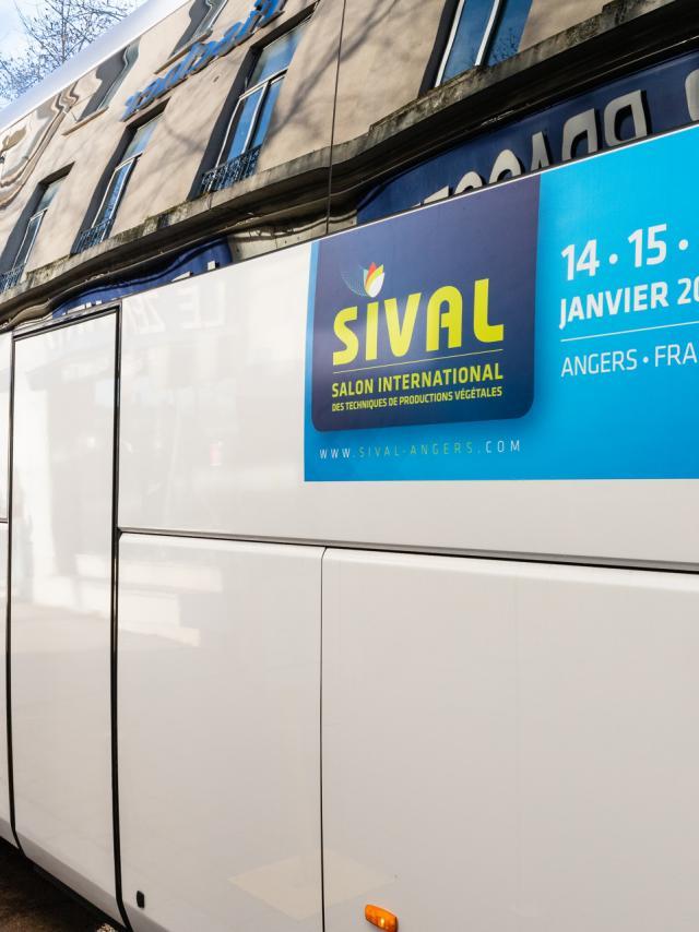 Accueil En Gare Et Navette Salon Sival