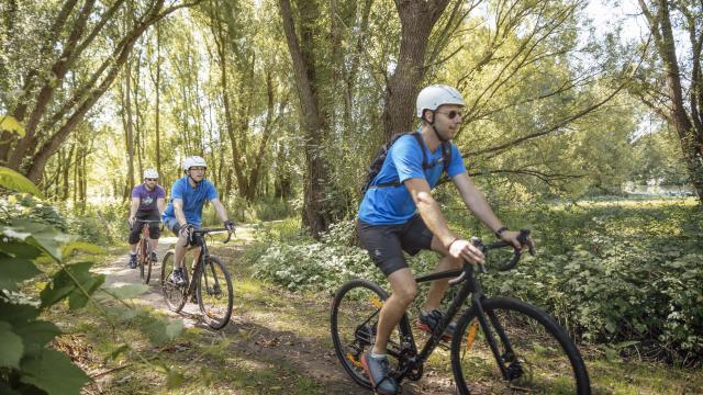 Angers Gravel Tour Dans Les Basses Vallees Angevines