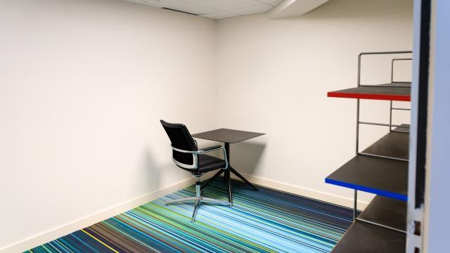 Bureau Lounge Centre De Congres