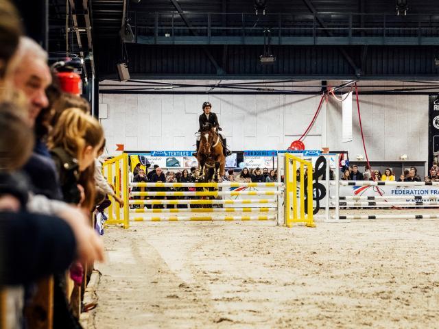 le Salon du Cheval au Parc des Expositions d'Angers