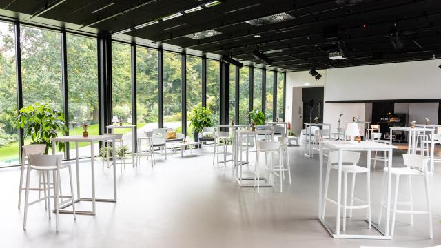 Espace Botanique du Centre de Congrès d'Angers