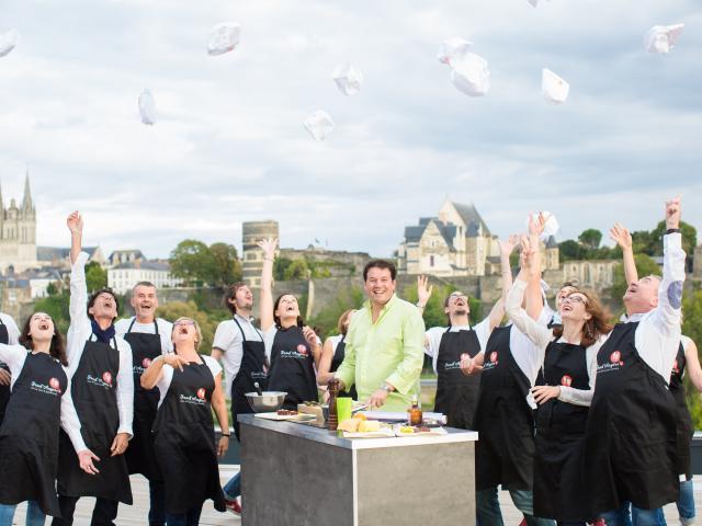 Incentive Cours De Cuisine Sur La Terrasse Du Quai