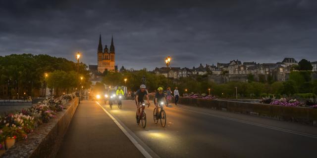 Nature Is Bike Gravel night