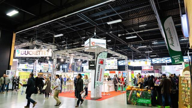 Salon SIVAL 2019 Parc des Expositions