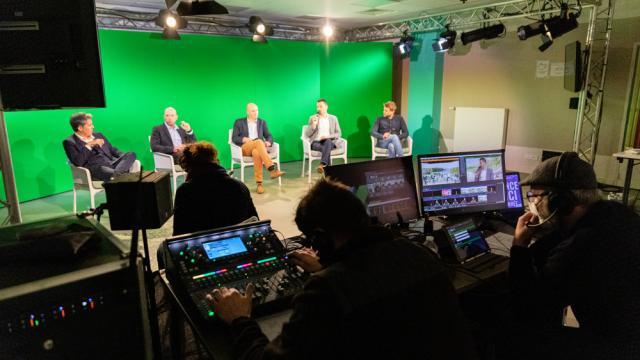 Plateau Tv Club Du Tourisme Angevin