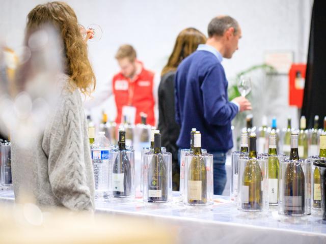 Salon Des Vins De Loire 2019