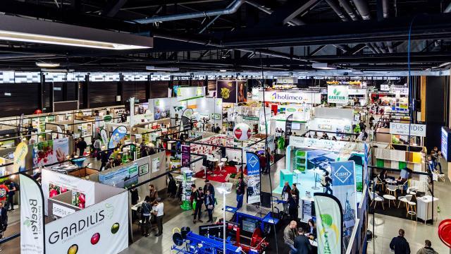 Salon Sival 2019 au Parc des Expositions