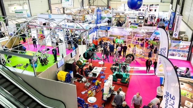 Sival 2019 Parc des Expositions d'Angers