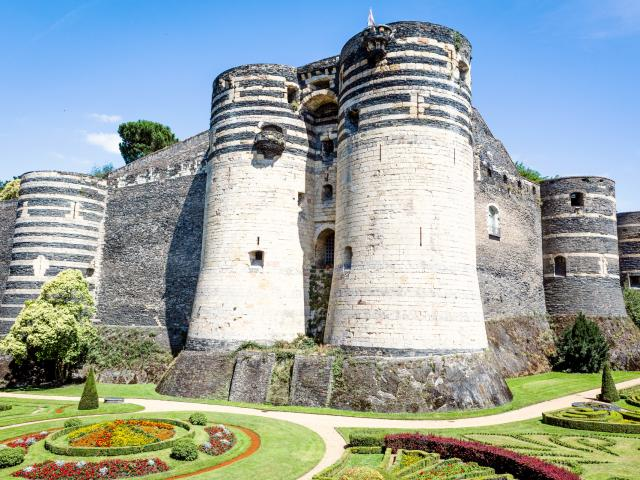 Chateau D Angers Copyright
