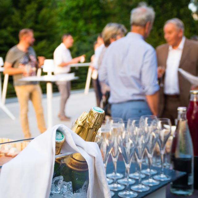 Cocktail En Terrasse