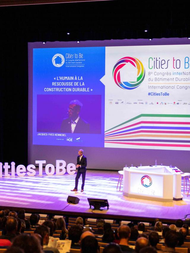 Congres Cities To Be