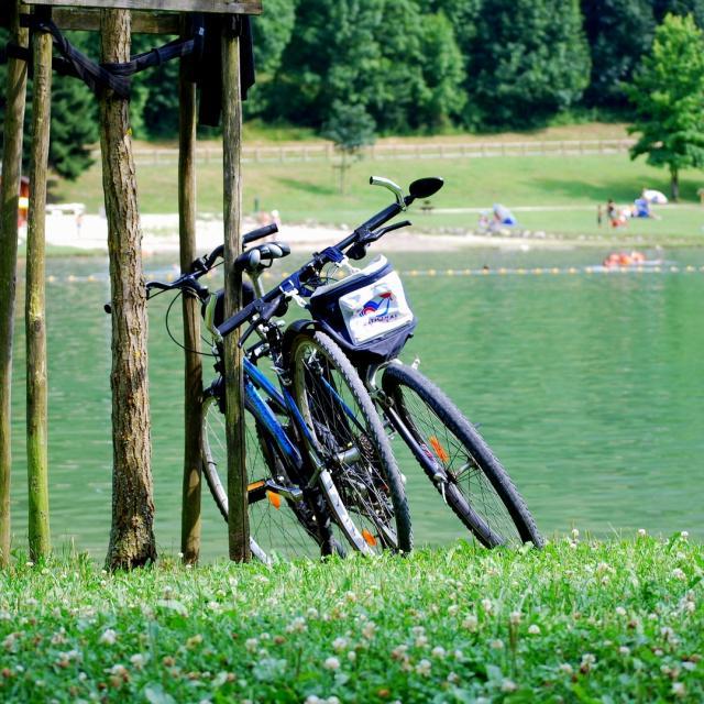 La Mirande Vélos ©mairie D'allevard Les Bains