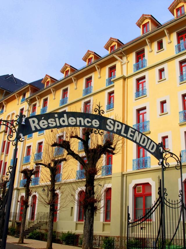 Résidence Splendid 2 allevard Les Bains