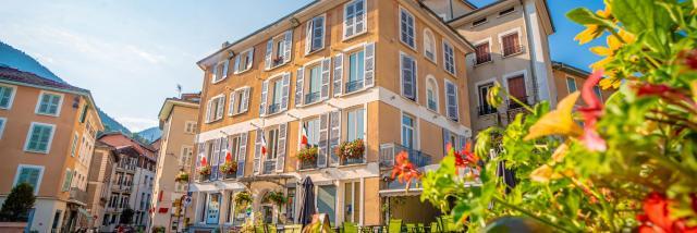 Hôtel de ville Allevard-les-Bains