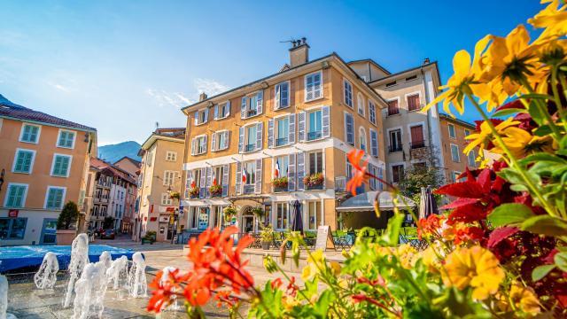 Place Allevard-les-Bains