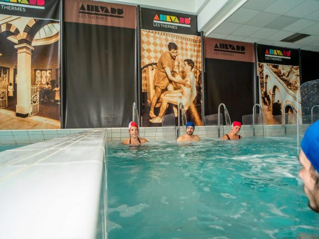 bain thermal Allevard-les-Bains