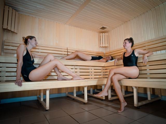 Sauna entre amies Allevard-les-Bains