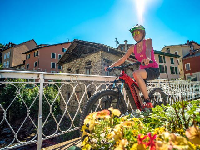 Vélo éléctrique Allevard-les-Bains