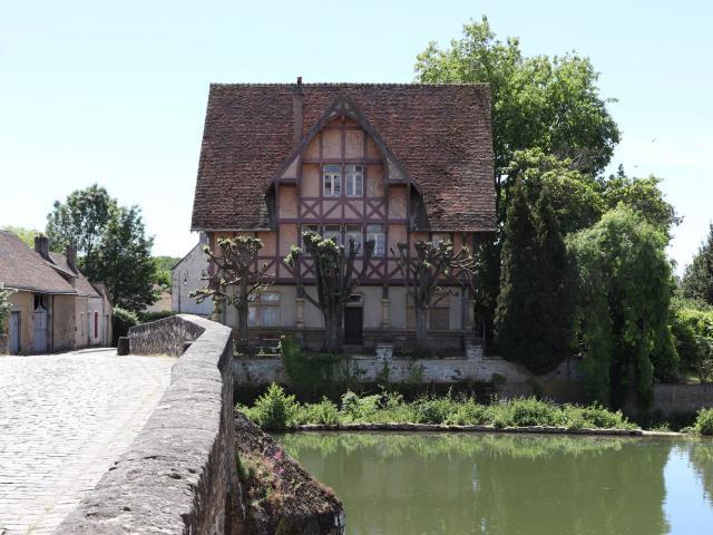 Maison en bord de Sarthe à Beaumont-sur-Sarthe
