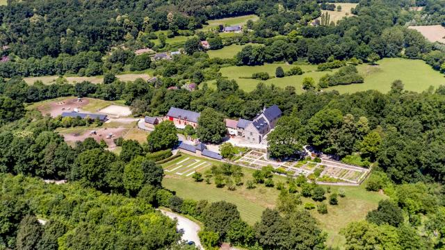 Le Domaine du Gasseau à Saint-Léonard-des-Bois