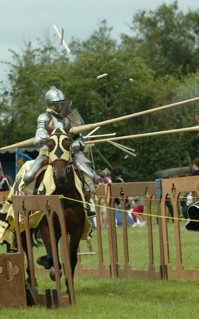 Fête médiévale de Bourg-le-Roi