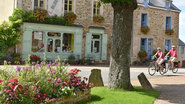 La Vélobuissonnière à Sougé-le-Ganelon