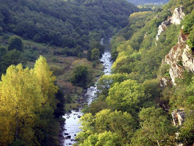 Circuit de randonnée Les méandres de la Sarthe