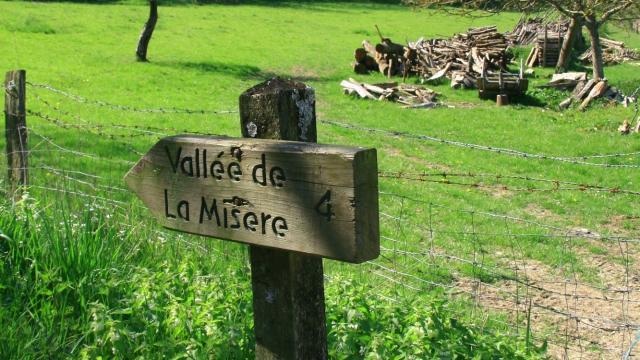 Circuit de randonnée Vallée de Misère