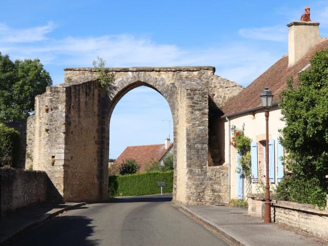 La Porte Saint-Rémy