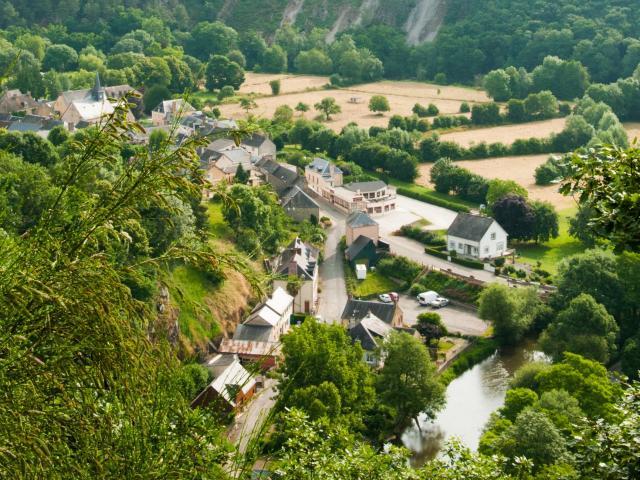 Saint-Léonard-des-Bois et le Haut-Fourché