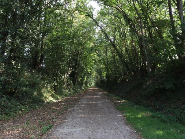 La Voie Verte Haute Sarthe Alpes Mancelles