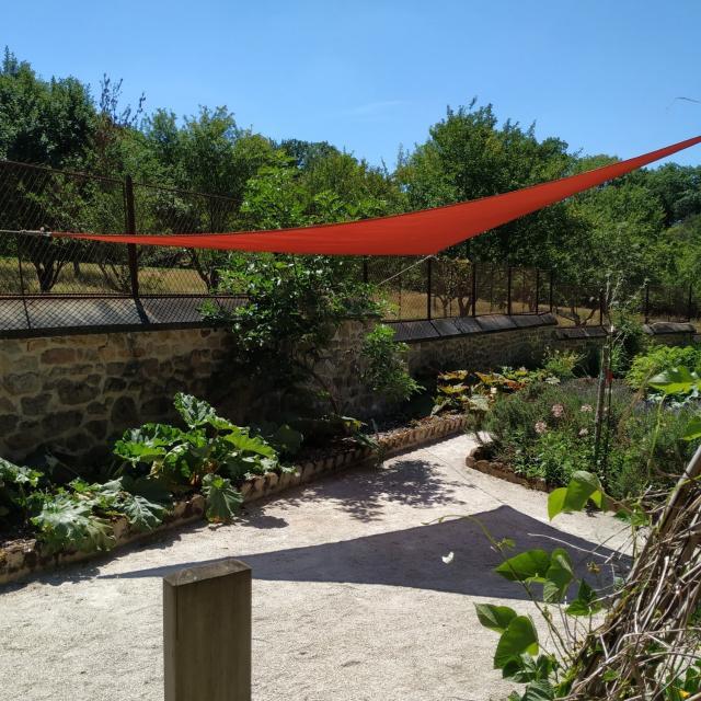 Le jardin du Domaine du Gasseau