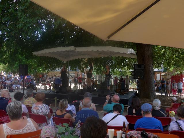 Un concert au Domaine du Gasseau