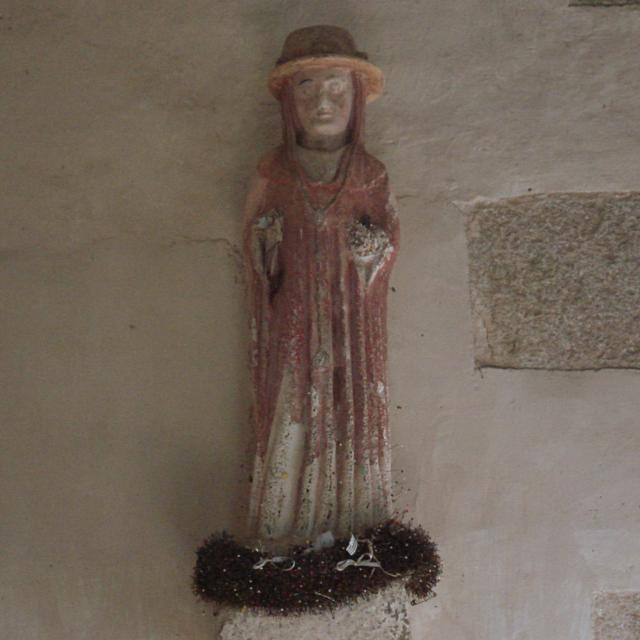 Statue de Saint Céneri