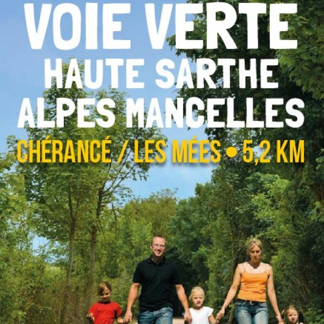 Voie verte Haute Sarthe Alpes Mancelles