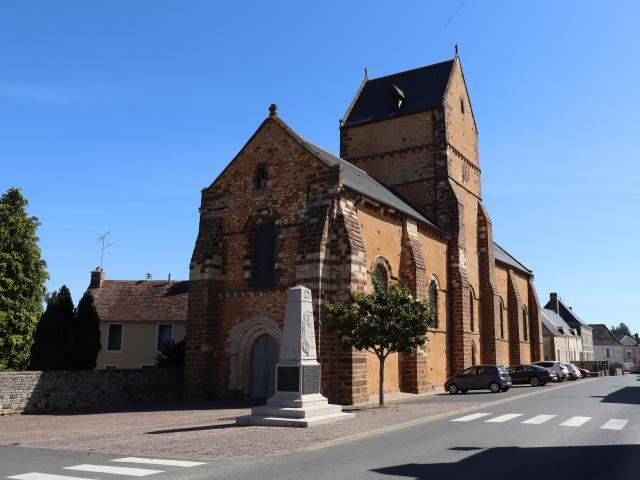 L'Église Notre-Dame de Ségrie